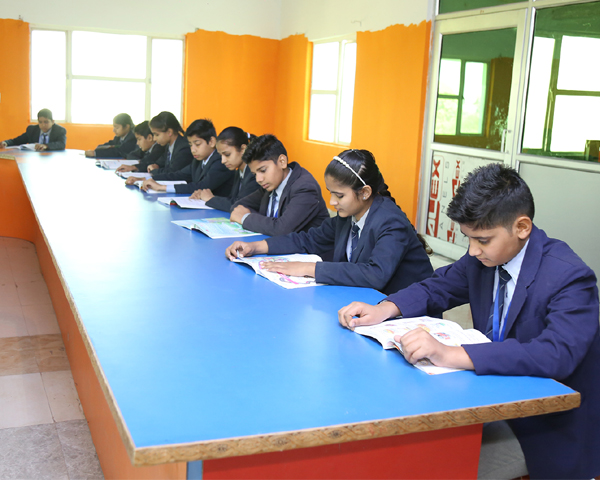 Facility @ Koyal School Narnaul